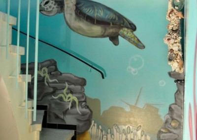 Unterwasserlandschaft