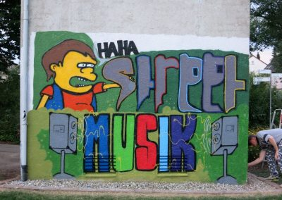 Street-Musik