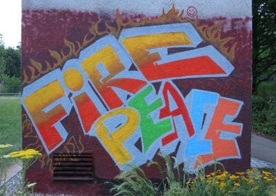Fire and Peace